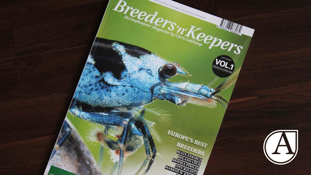 Garnelenmagazin Breeders'n'keepers