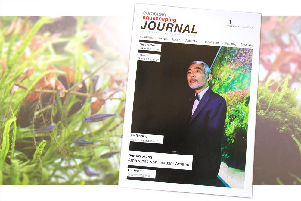 European Aquascaping Journal