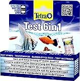 Tetra Test 6in1 - Wassertest für das Aquarium,...
