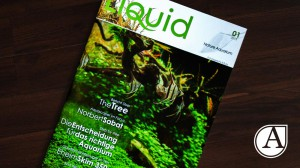 LIQUID Aquascapingmagazin