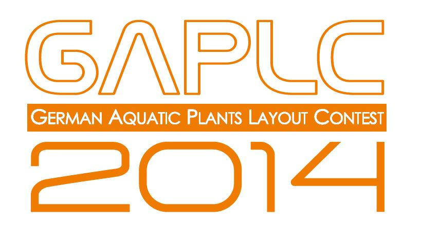 Aquascaping Contests 2014 – GAPLC 2014 Logo