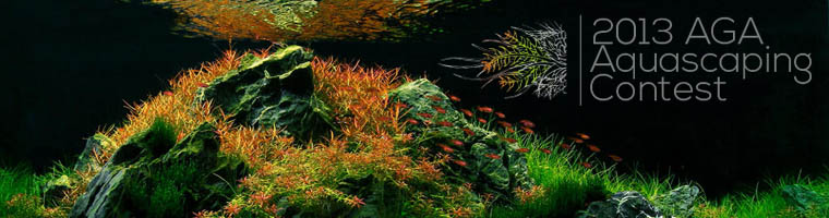 Aquatic Gardener Association Contest 2014