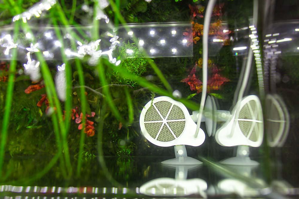 Twinstar Super S und Twinstar Mini erzeugen klares Wasser