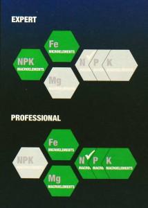JBL Proscape Dünger Makro- oder Mikronährstoffe