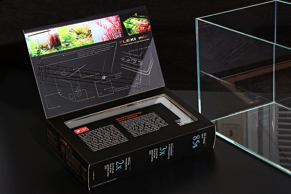 Flexi M Scaping Set LED Leuchte