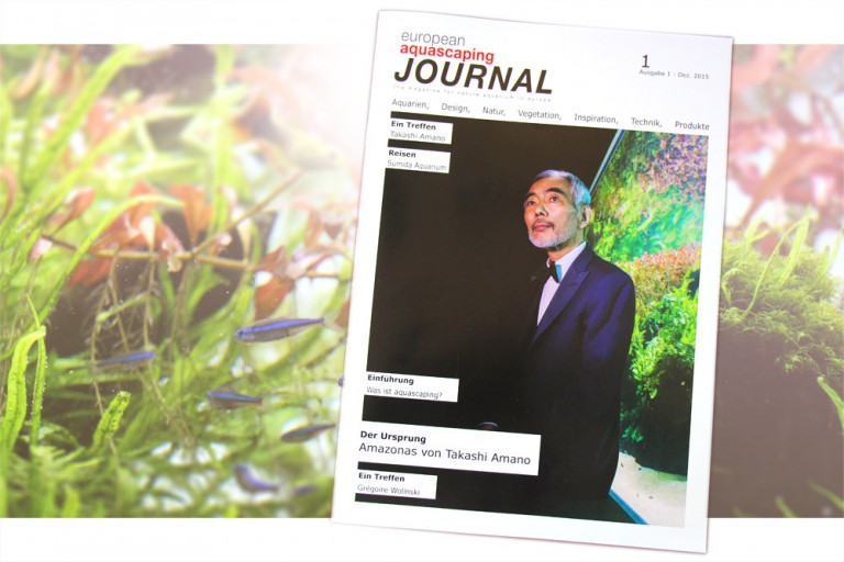 European Aquascaping Journal