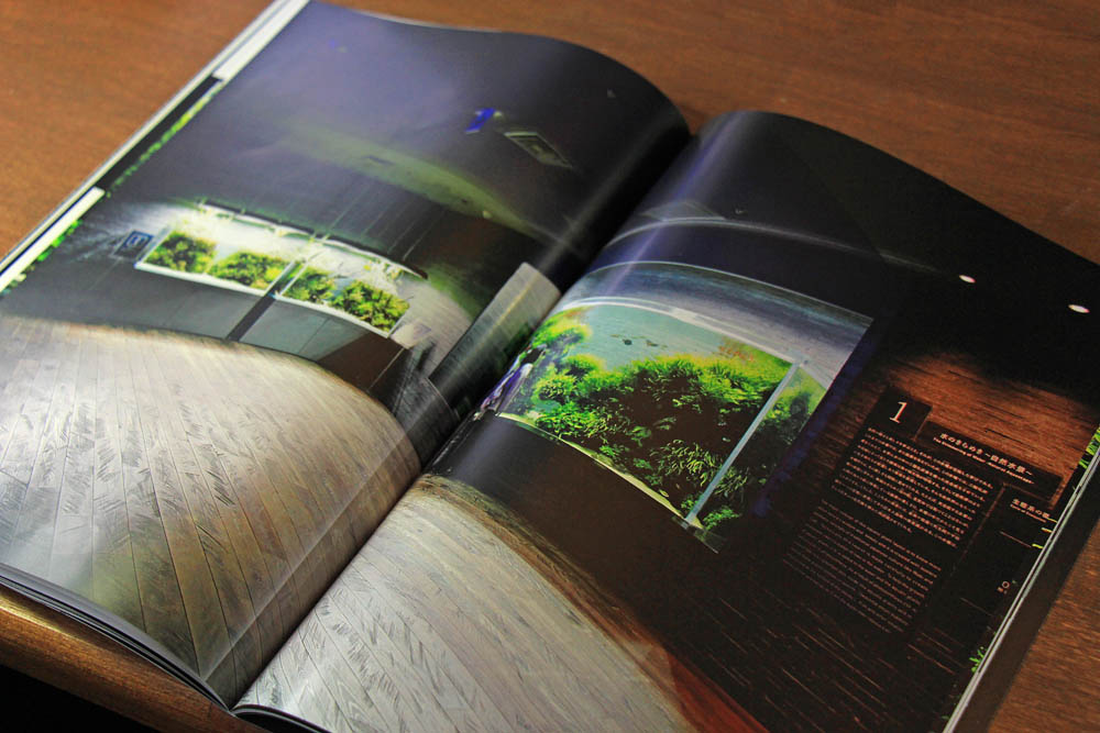 European-Aquascaping Journal Takashi Amano